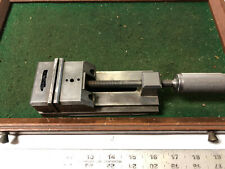 "MACHINIST TOOL LATHE MILL Nice 2 1/2"" Ground Precision Grinding Vise DrZa"