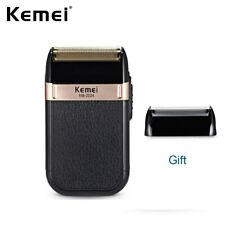 KEMEI KM-2024 Electric Shaver Waterproof  Chargeable Razor Beard Shaving Trimmer