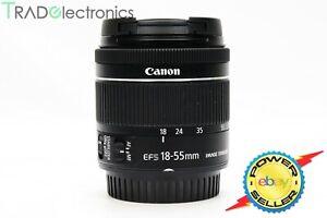 (💎Mint) Canon 18-55mm F 4-5.6 IS STM Wide Zoom lens EFS Mount AU stock AF MF