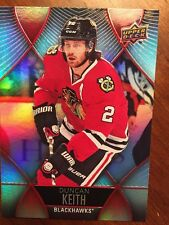 2016/17 Tim Hortons Collectors Series Hockey Duncan Keith #2