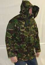 British Army Combat Smock / Jacket Wired Hood DP Woodland Camo 180/96 - NEW