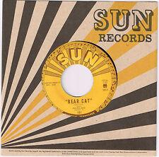 "RUFUS THOMAS 'Bear Cat 7"" Sun Third Man Joe Hill Louis Big Mama Thornton Elvis"