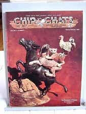 CHIP CHATS magazine 1994 Musicians of Bremen National Wood Carvers Association