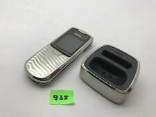 Nokia 8800 Classic - Silver (Unlocked) Cellular Phone AJ935