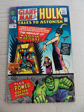 Tales To Astonish 66 .Hulk / Giant Man . Marvel 1965 . FN +