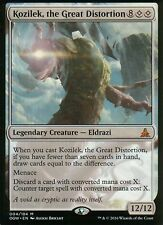 Kozilek, the great Distortion   nm   Oath of the gatewatch   Magic mtg