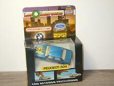 Peugeot 504 van Mira 2302 Spain in Box *28591