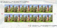 Leuchttürme auf Briefmarken 1 Zehnerbogen Staberhuk 2016 Mi.-Nr. 3252 neu