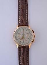 Breitling Chronomat 1940's in 18 Kt Rose Gold, Slide Ruler 769, Instructions