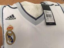 Adidas Real Madrid Basketball Trikot weiß / neu