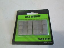 Axe Wedge for axe handles pack of 2