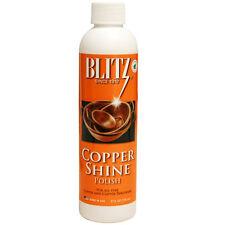 Blitz Copper Shine Metal Polish - 3pk x 8oz