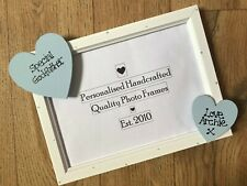 Special Godfather Godparents Personalised Picture Photo Frame Keepsake Gift