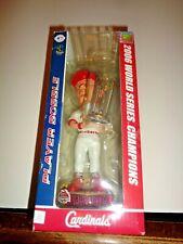 Stl Cardinals Chris Carpenter 2006 World Series Bobble Head, New in Box. Rare.