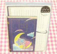 GAIA / Cat Dreams Night Sky Letter Set / Made in Japan Stationery