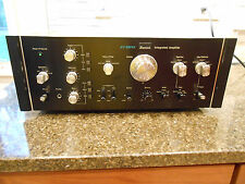 "New listing Sansui Au-9900A Integrated Amplifier-Rare ""A"" Version"