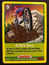 Topps Garbage Pail Kids 2005 GPK ANS 4 GAME CARD #4 BMX BEN NrMint-Mint