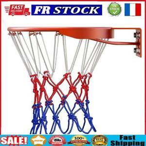 Filet de Basket-Ball en Nylon pour Match Formation Divertissement 12 Boucles