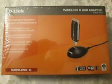 D-link DWA-110 Wireless G USB Adapter