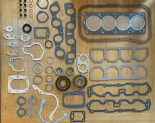 New Fiat Lancia 1585cc 1995cc Full Gasket Set 131 132 Strada Beta Regata Argenta