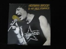 Herman Brood & His Wild Romance 1979 Record-Album-Vinyl-LP