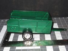 Vintage Nylint Fermes Utilitaire Remorque Pressé Acier Jouet Véhicle Camion Vert