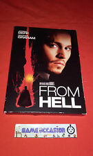 FROM HELL JOHNNY DEPP HEATHER GRAHAM EDITION 2 DVD