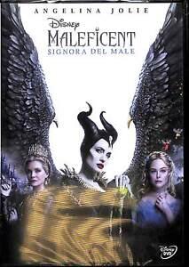 Maleficent - Signora del male (2019) DVD