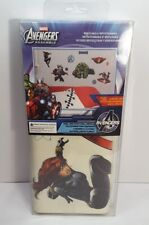 Avenger Assemble Peel and Stick Wall Decals (NEW) 28 Count RoomMates RMK2242SCS