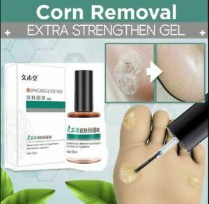 Corn Removal Extra Strengthen Gel 10ml M1F9