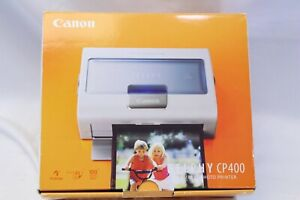 Canon Selphy Cp400 Compact Photo Printer Complete