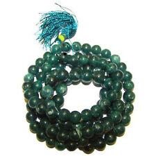 Jade Crystal Mala Prayer Beads Worry Beads Rosary Beads