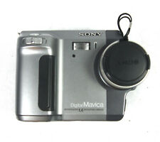 Sony MVC-FD90 Mavica 1.2MP Digital Camera with 8x Optical Zoom Floppy - Untested