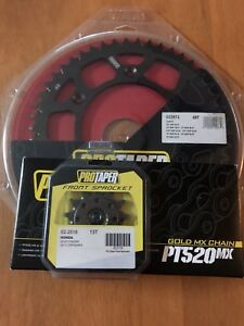 Pro Taper Chain And Sprocket kit