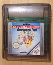Microsoft THE 6in1 PUZZLE COLLECTION ENTERTAINMENT PACK Nintendo GameBoy Color