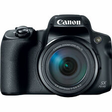 "Canon Powershot SX70 HS 20.3mp 3"" Brand New"