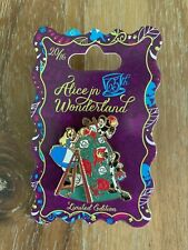Alice in Wonderland Disney Pin Limited Edition Pin 2016