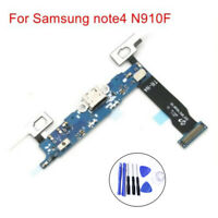 USB Charger Charging Port Dock Flex Cable For For Samsung Galaxy Note 4 SM-N910F