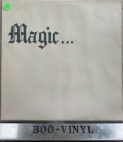 Magic - Magic - Self Titled Album - Vinyl - Bullseye Records Ex Con