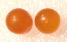 New Earrings Natural Baltic Amber Butterscotch egg yolk trdt