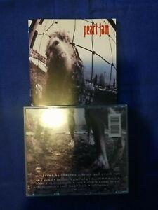 PEARL JAM - VS  -  CD