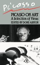 Picasso on Art: A Selection of Views (Da Capo Paperback)-ExLibrary