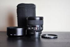 Nikon AF 85mm F/1.4D Prime FX Lens!  Portrait Lens w/ UV Filter!  - US Model