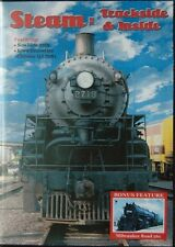 Steam: Trackside and Inside, a DVD by Yard Goat Images (Soo 2719, MILW 261)