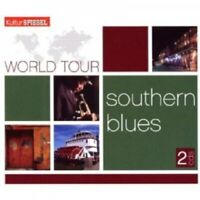 WORLD TOUR-SOUTHERN BLUES  2 CD  30 TRACKS WORLDMUSIC LOUIS ARMSTRONG UVM NEU