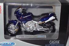 MOTO CAGIVA NAVIGATOR 1000 1/18 WELLY