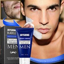 Permanent Hair Removal Cream Depilatory Paste Beard Moustache Remover Cream USA