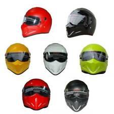 DOT Fiberglass Full Face Motorcycle Helmet S-XXL ATV for Bandit Street Star War