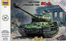 Is-2 Stalin Zvezda Kit 1:72 Z5011