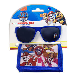 Official Paw Patrol®  Character Sunglasses and Wallet Set   4 Characters